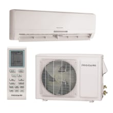 Mini-Split Air Conditioners with Heaters