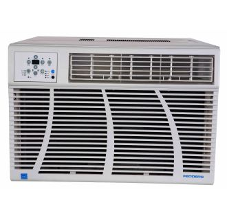 Fedders AZER24E7A - Wall Air Conditioner with Heater