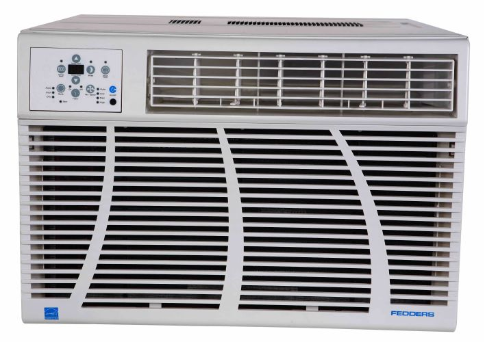 FEDDERS AZHP12D2A 12,000 BTU PORTABLE AIR CONDITIONER/HEATER