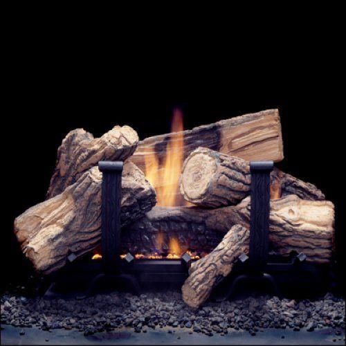Majestic Cfx32pvdw Dark Walnut Builtin 32 Vent Free Liquid Propane Gas Fireplace System With