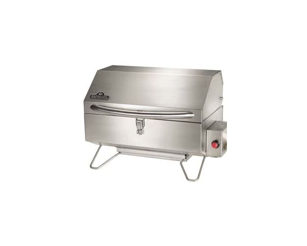 ... PTSS215PI Stainless Steel BBQ Grill 26 Inch Portable Propane Gas Grill