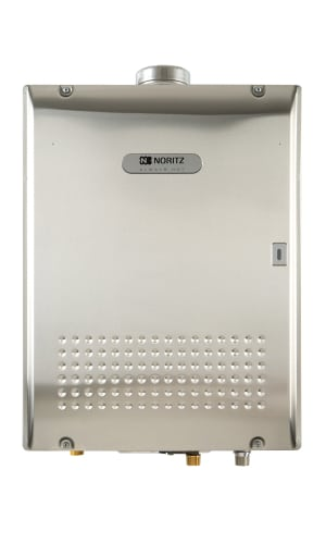Noritz NC250-SV-ASME-LP Liquid Propane Commercial 250000 BTU Commercial Indoor (Standard Vent) Liquid Propane  On Demand Tankless Water Heater.