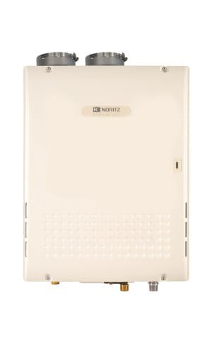 Noritz NRC111-DV-LP Liquid Propane Whole House 11.1 GPM Indoor Condensing (Direct Vent) Liquid Propane  On Demand Tankless Water Heater.