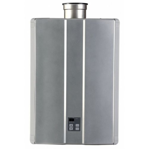 Rinnai RU98IP Liquid Propane Commercial 9.8 GPM Indoor Condensing Propane Tankless Water Heater