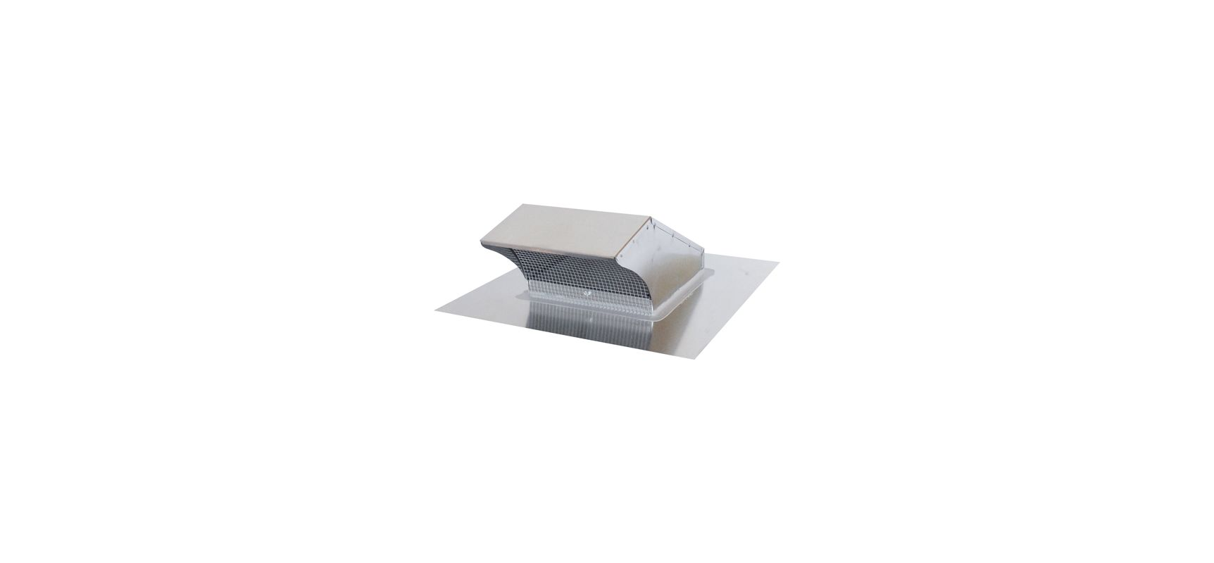 #5E646D Air King PRC8R NA 8 Inch Round Duct Roof Cap With Bird  Brand New 2451 Duct Splitter Damper images with 1724x800 px on helpvideos.info - Air Conditioners, Air Coolers and more