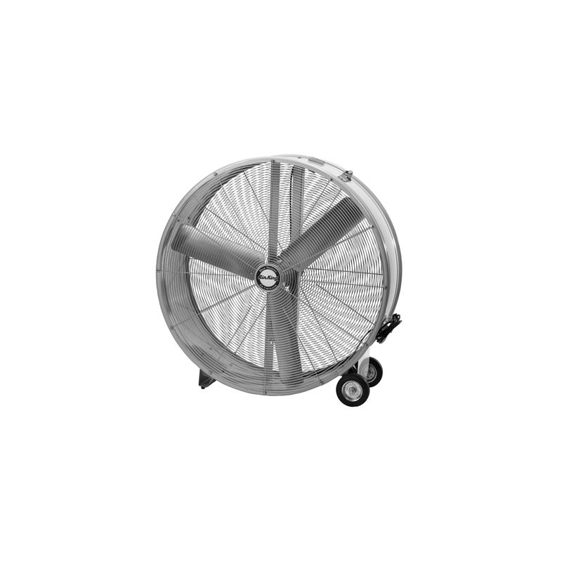 36 Inch Direct Drive Fans : Air king d n a three blade inch direct drive