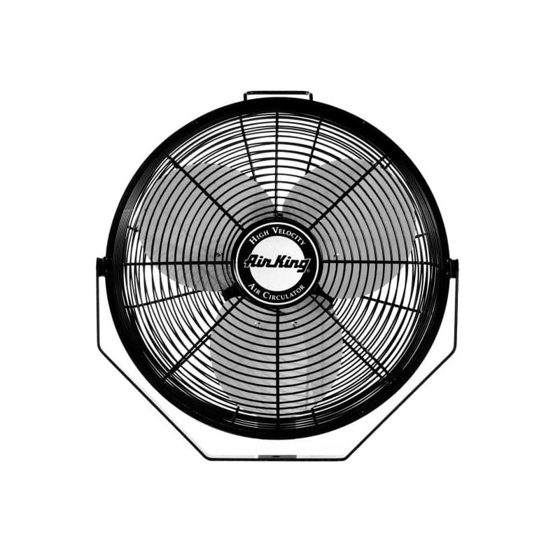 Air King 9314 Na 14 1650 Cfm 3 Speed Industrial Grade Multi Mount Fan With Pivoting Head
