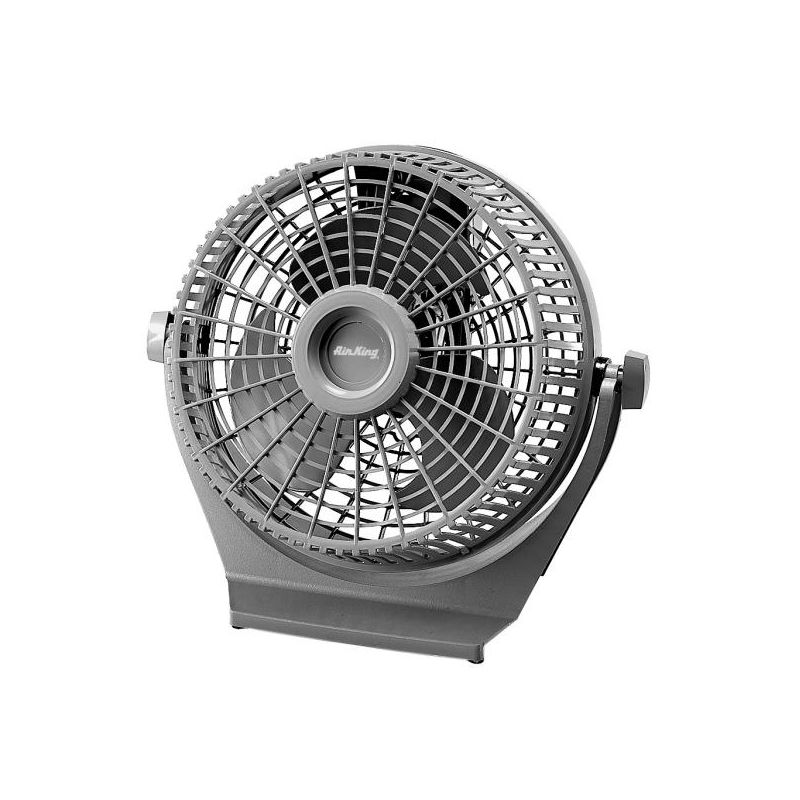 Air King 9525 Na 9 Blade 2390 Cfm 3 Speed Commercial Grade Pivoting Fan