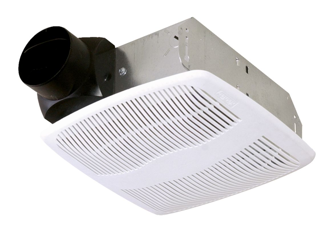 Air king as50 white 50 cfm quiet bath fan only with 3 0 for 3 bathroom exhaust fan
