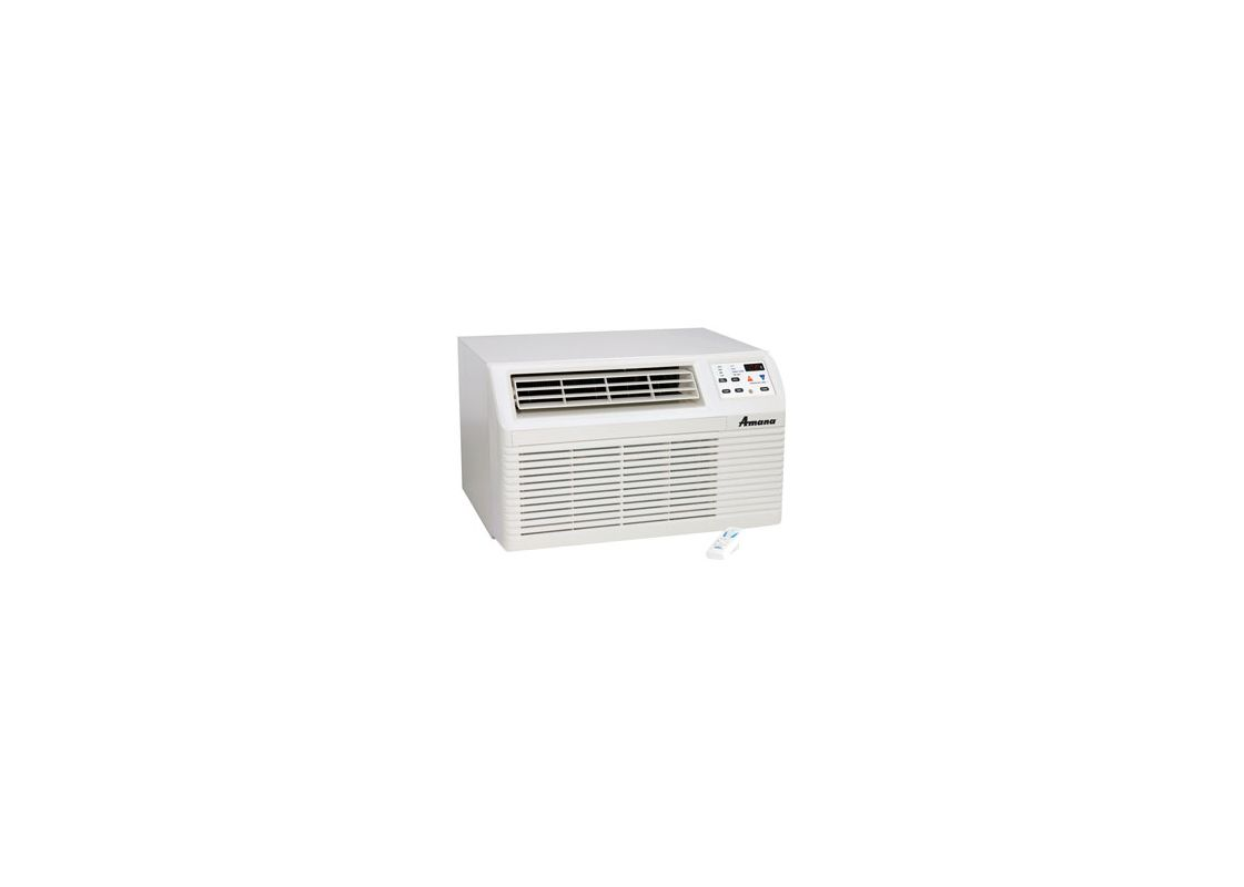 Pbh093e35bb 9000 Btu Throughthewall Air Conditioner With 8500 Btu Heat #576374