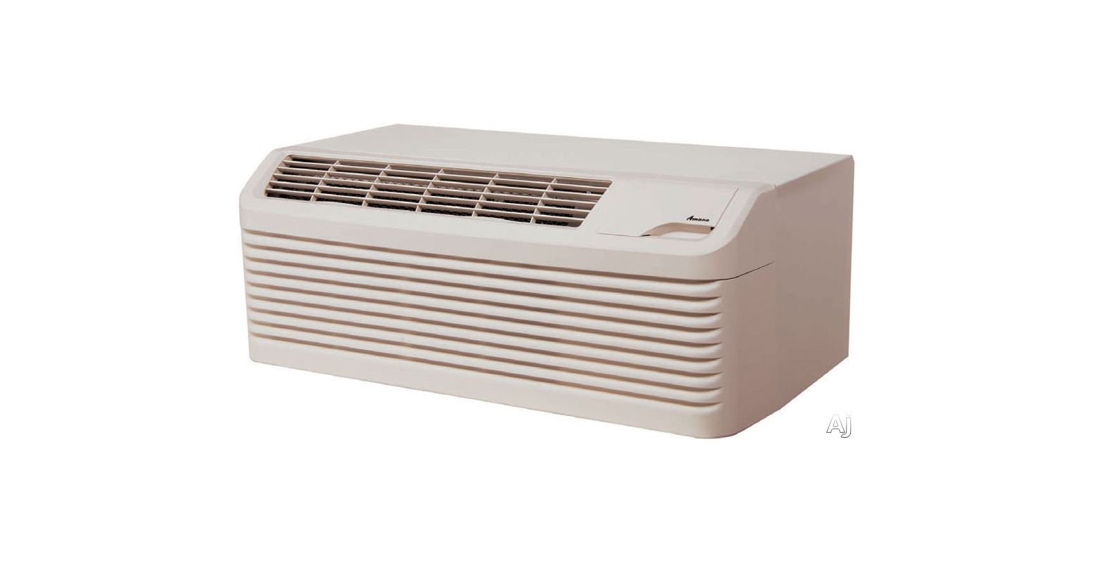 Stonewood Beige 9 000 BTU Packaged Terminal Air Conditioner  #735B4F