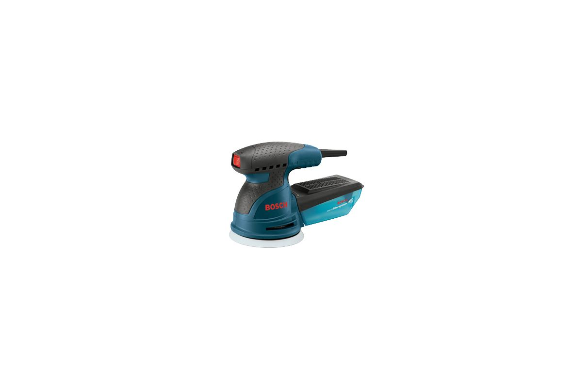 Bosch ROS20VSC Random Orbit Sanders Bosch ROS20VSC 5 Inch VS Random Orbit Sander with Carrying Bag