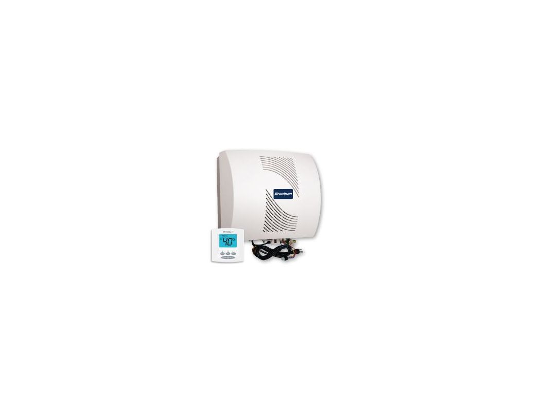 Braeburn BRA220750 White Fan Powered Humidifier for up to 4 214 Square  #2195AA