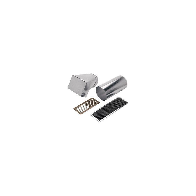 Broan 356NDK N A Non Ducted Recirculating Kit For Model PM250 Insert .  Recirculating Bathroom Fan ...