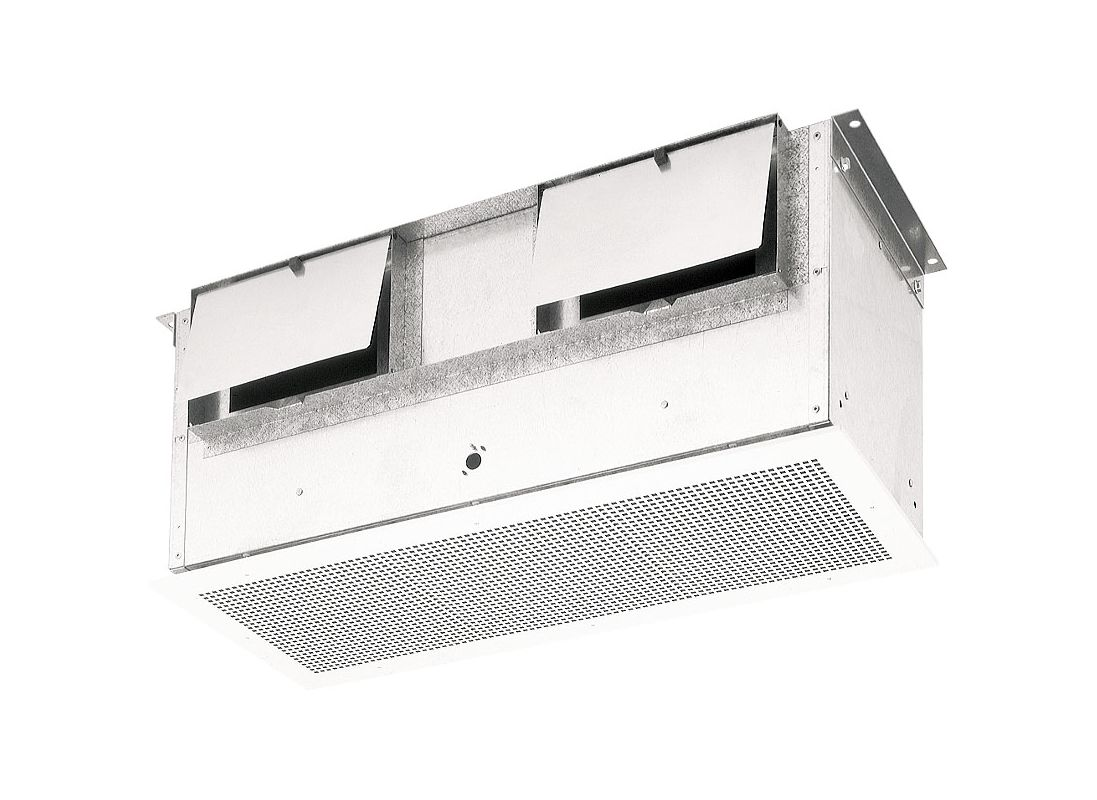 Broan L2000l White 1803 Cfm 10 1 Sone Ceiling Or Wall