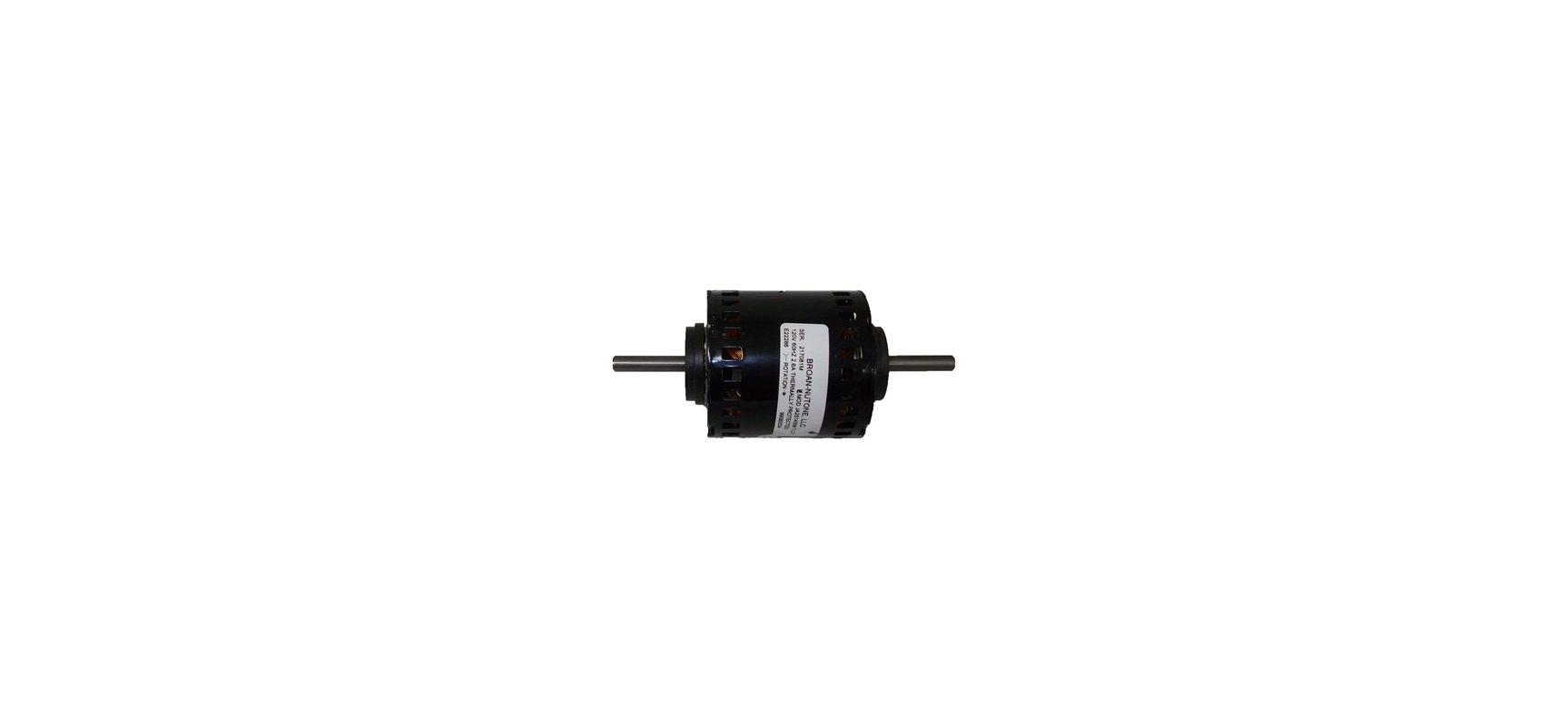 Broan S97007387 Na Motor Assembly