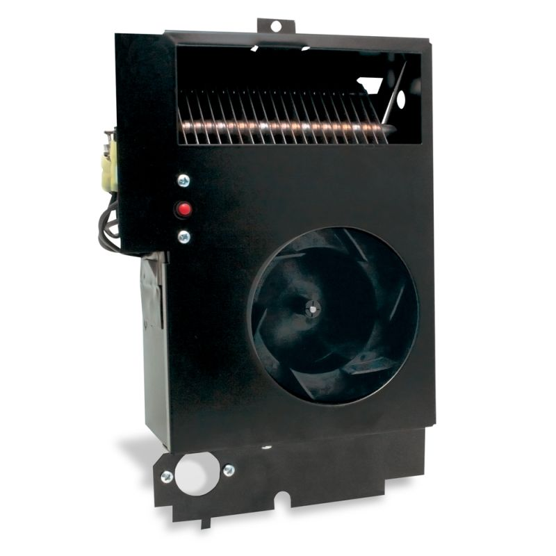 Cadet 65008 Black 10 Quot X 8 Quot Multi Watt Fan Forced Wall