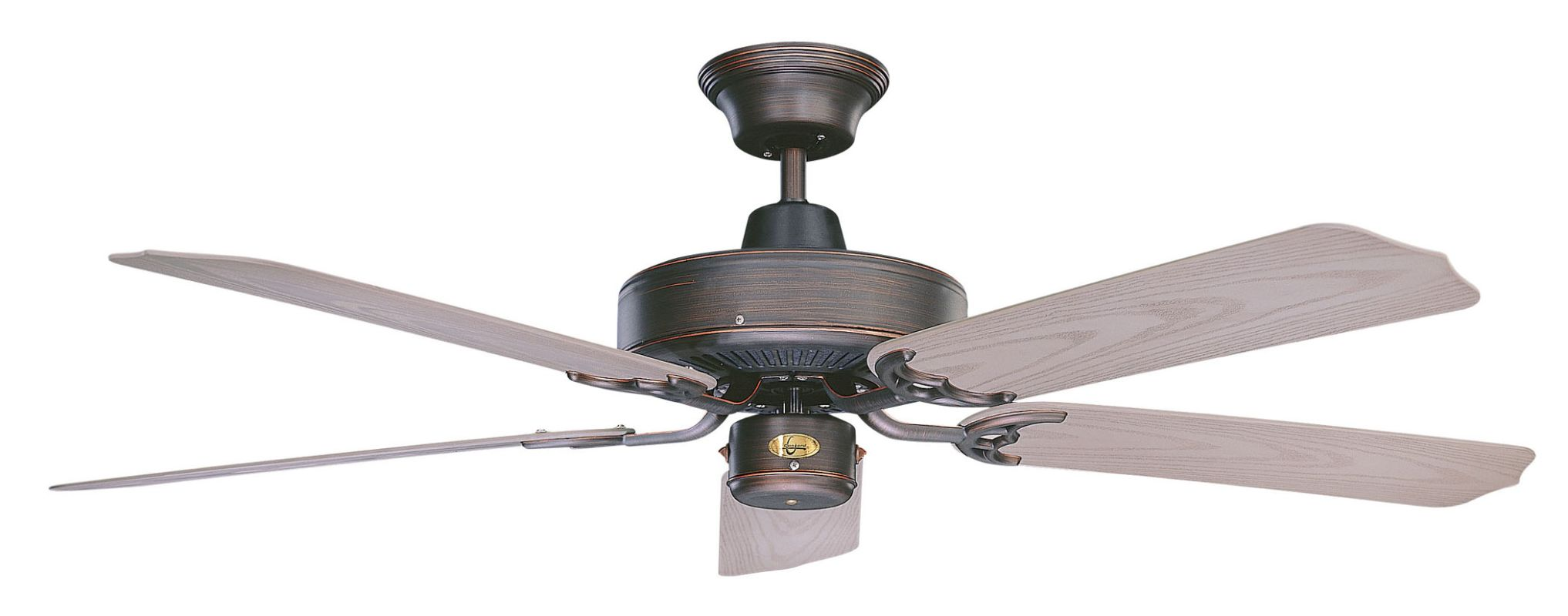Concord 52na5orb oil rubbed bronze weathered bronze blades for Ceiling fan motor screws