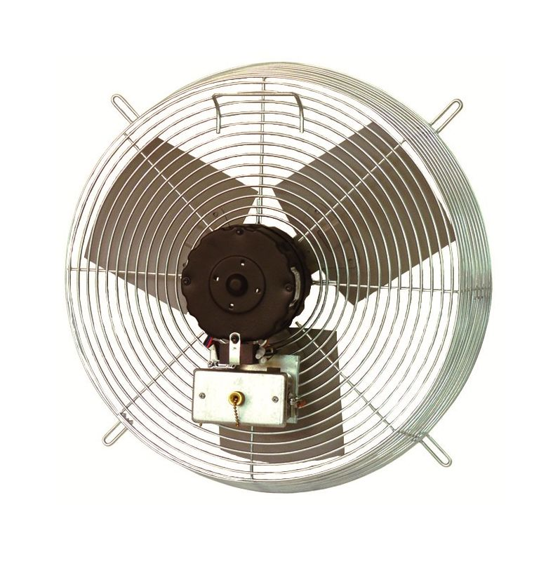 Continental Fan Manufacturing GEF-18 N/A 1/8 Horse Power