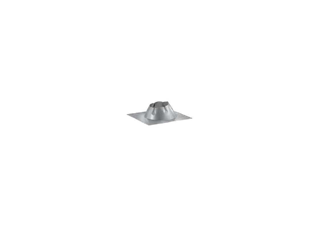 Soft Aluminum Roof Flashing for 0/12 6/12 Pitch VentingDirect.com #61656A