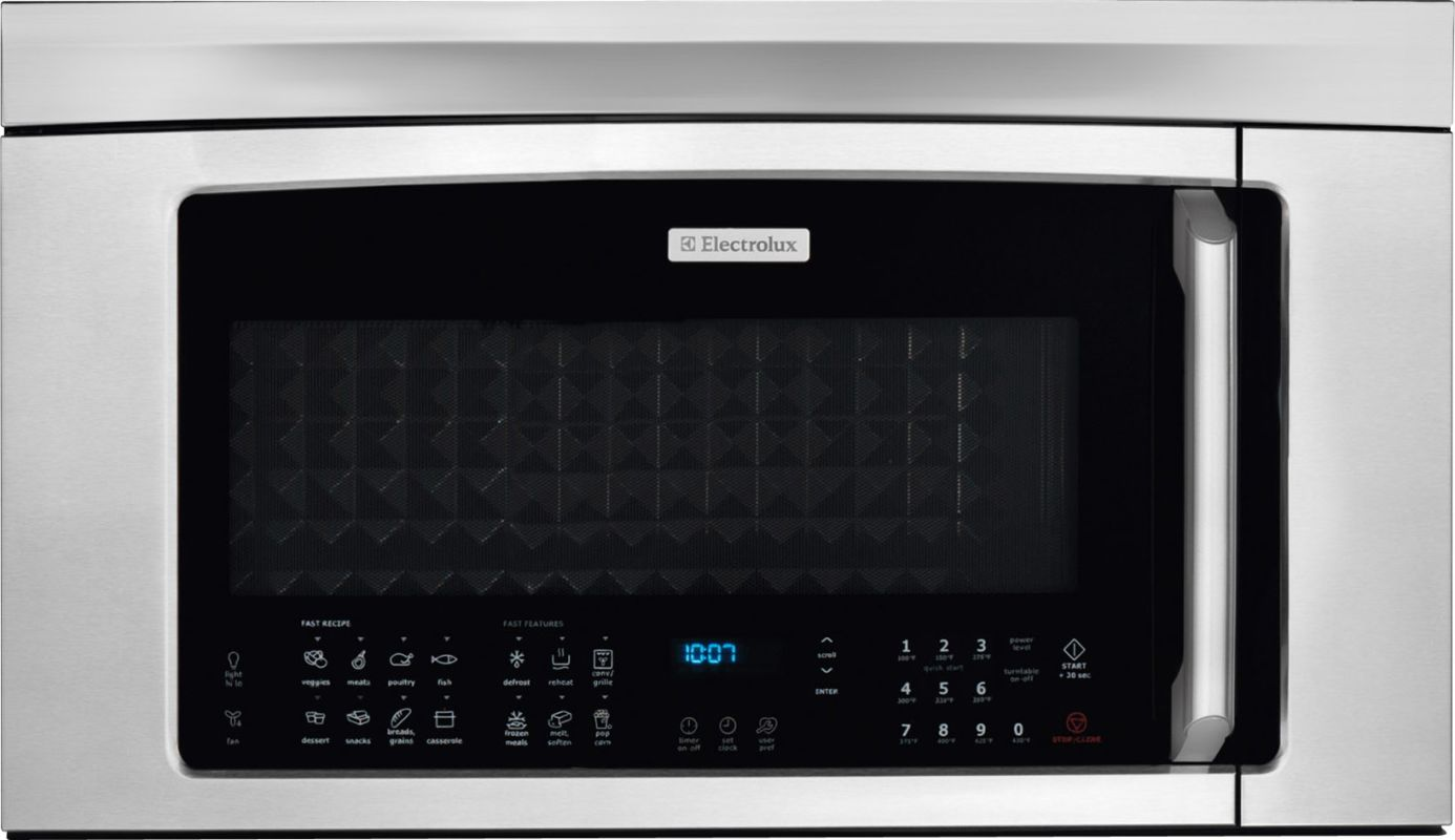 Electrolux Ei30bm60ms Stainless Steel 30 Quot Over The Range