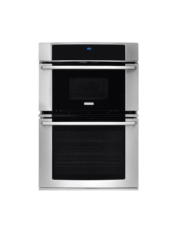 Kenmore Elite 30 Electric Single Wall Oven Stainless Steel