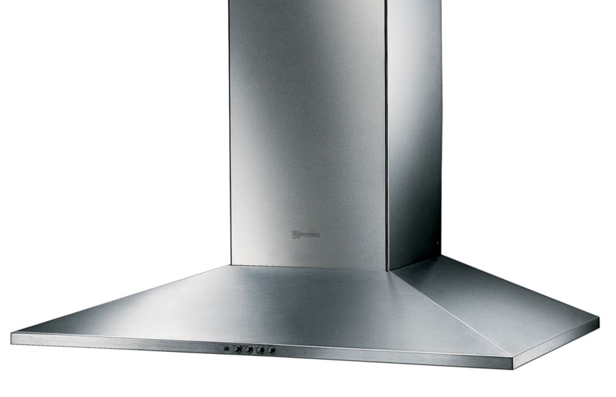 Steel Wall Mounted Range Hood from the Dama Series VentingDirect.com #2C3435