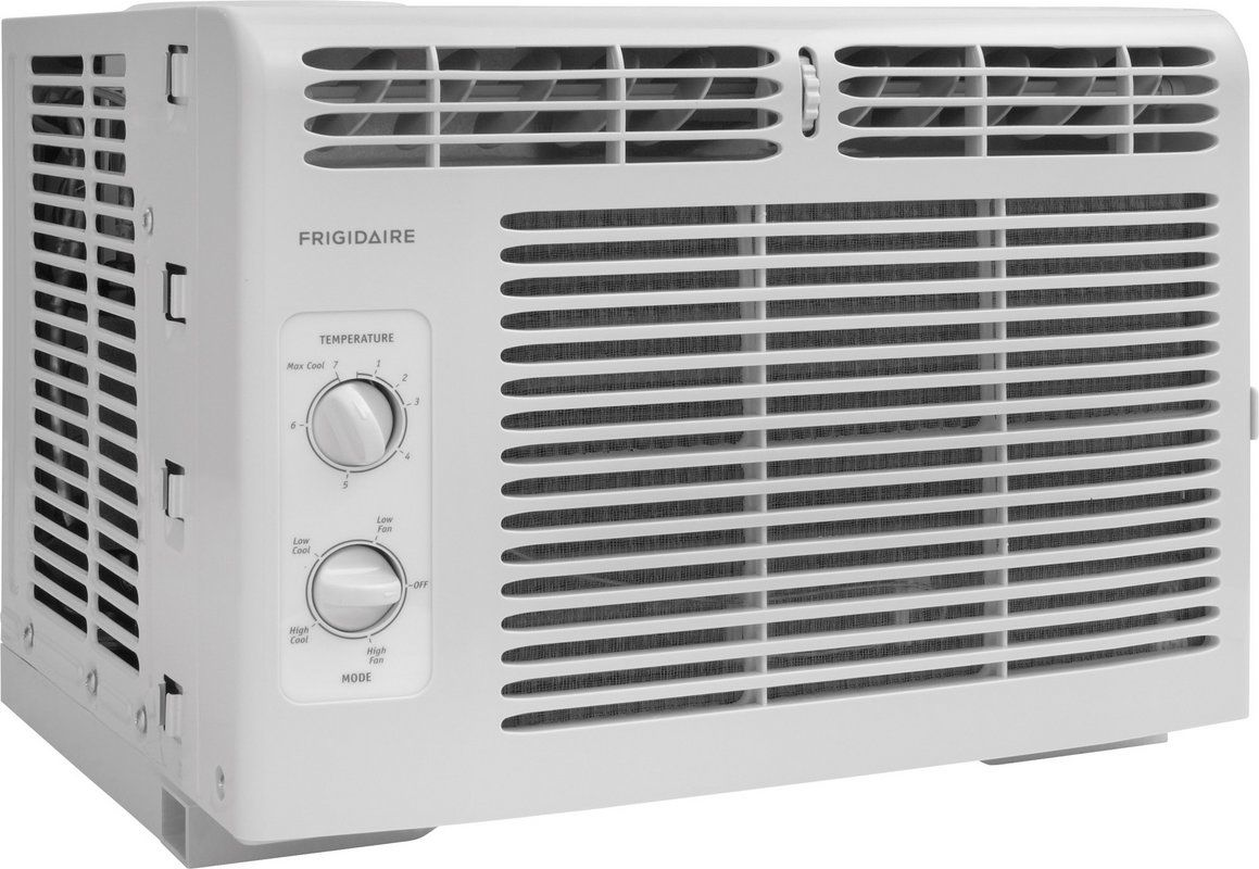Frigidaire FFRA0511Q1 White 5 000 BTU Window Mounted Air Conditioner  #676466