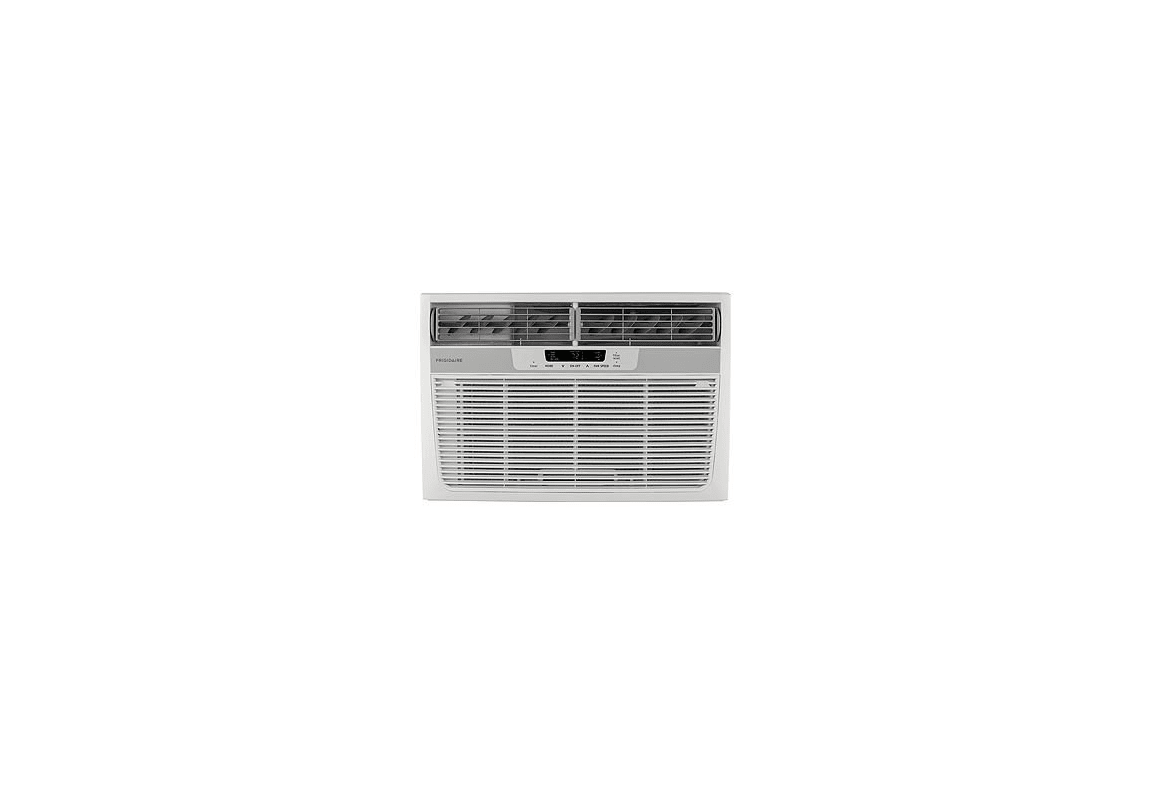 Frigidaire FFRH0822Q1 White 8 000 BTU Compact Air Conditioner with  #656764