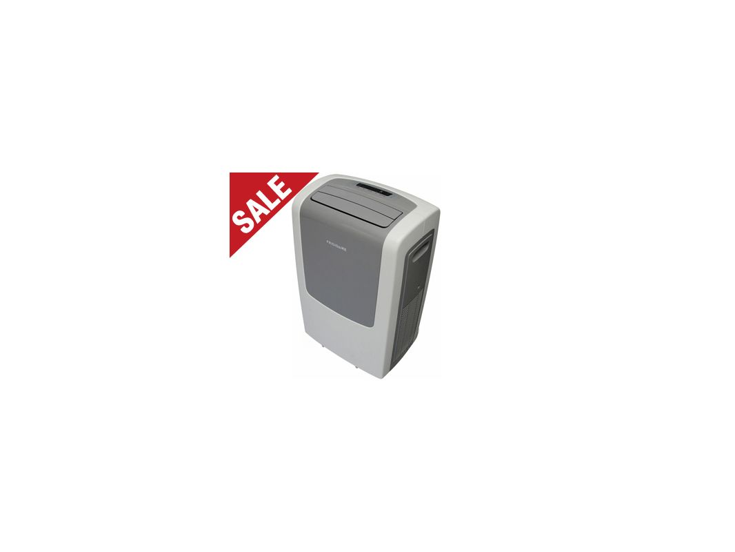 Frigidaire FRA09EPT1 White / Grey 9 000 BTU Portable Air Conditioner  #B5161F