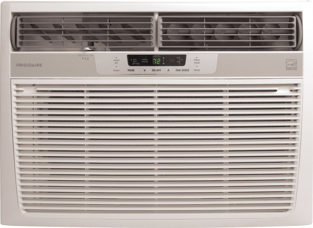 Air Conditioner with 3 Fan Speeds and 8 Way Air Direction Control #496539