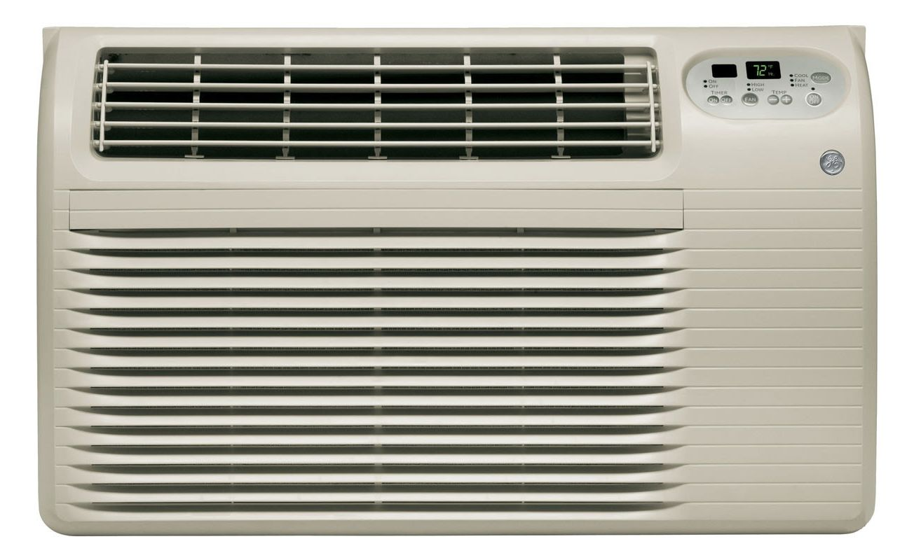 GE AJEQ09DCE N/A 230/208 Volt Built In Room Air Conditioner and Heater  #756D56