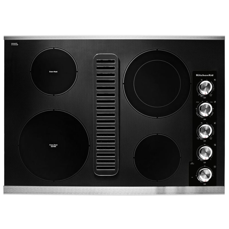 30 Inch Downdraft Electric Cooktop ~ Downdraft stainless electric cooktop usa