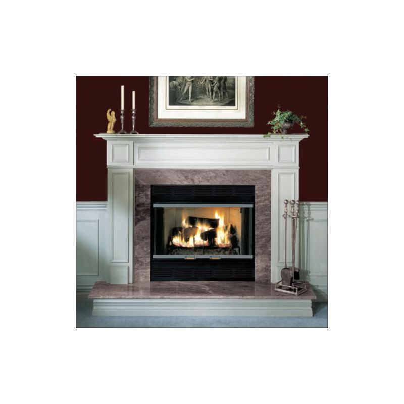 Majestic BC36 Black 36 Heat Circulating Wood Burning