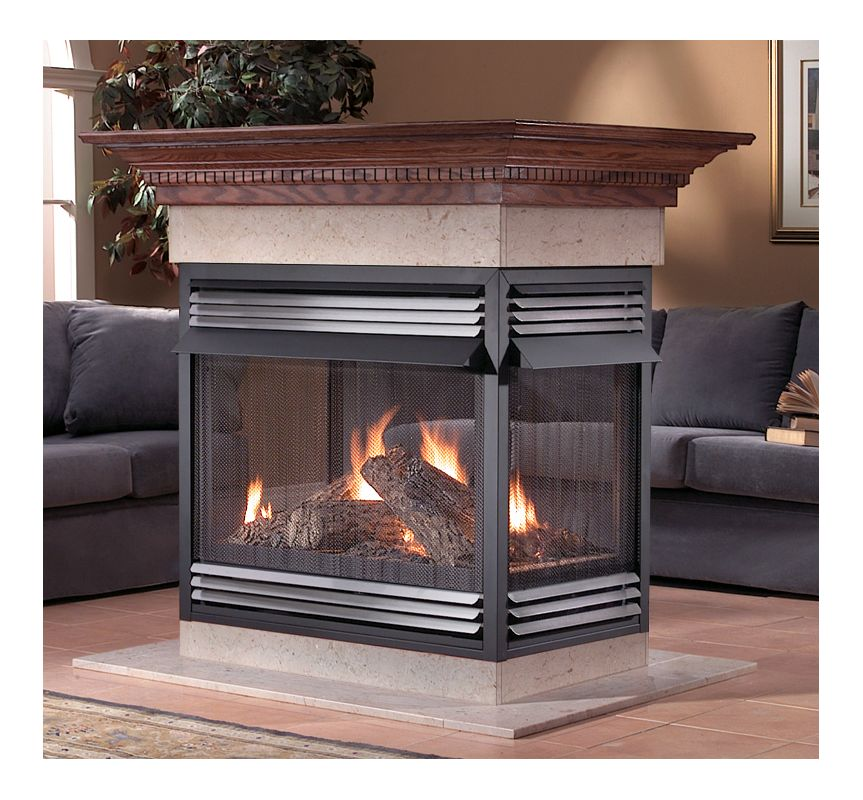 Napoleon Gvf N   Btu Vent Free Natural Gas Fireplace