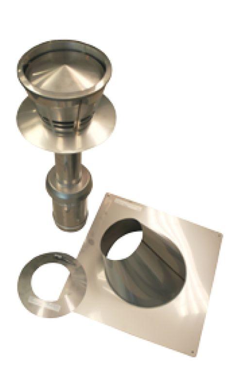Noritz Cvk V Ca Stainless Steel Concentric Vertical
