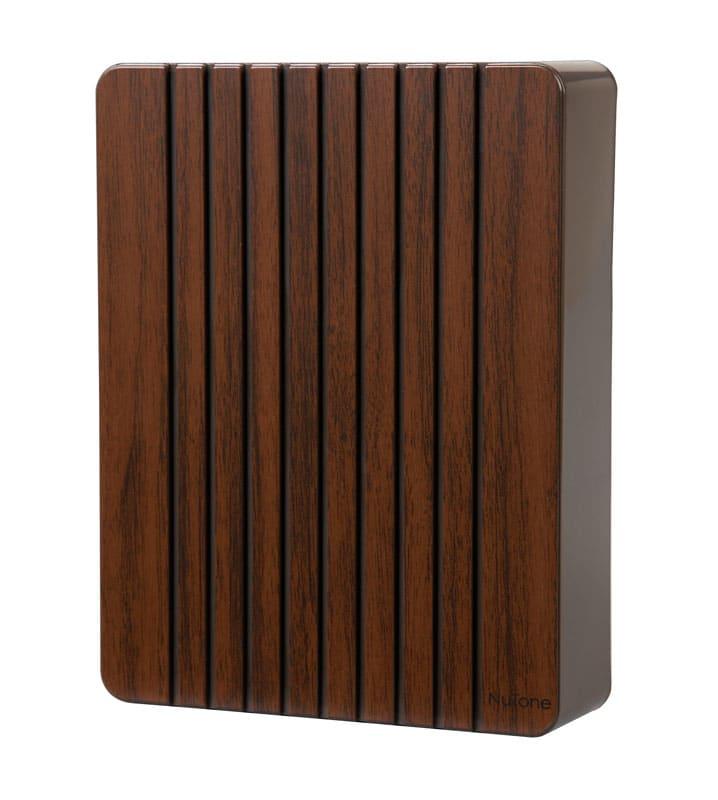 Nutone La120k Molded Oak Two Note Decorative Door Chime