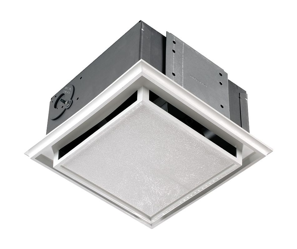 Nutone 682nt White Polymeric Non Ducted Ceiling Or Wall