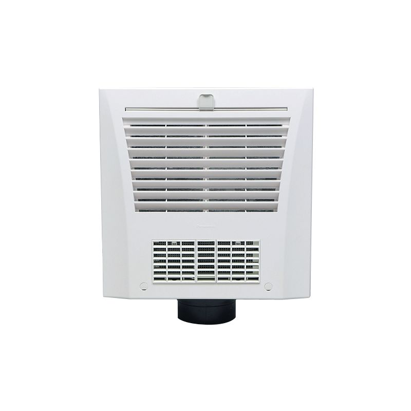 Panasonic fv 07vfh3 white whisperfit warm 70 cfm 1 5 sone - Ceiling mounted bathroom heaters ...