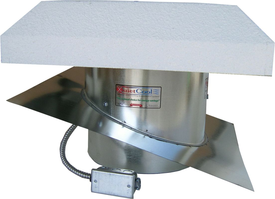 #456686 QC Manufacturing RM ES 1100SLP N/A Sloped Roof Mount 1 130  Recommended 1197 Attic Exhaust Fan Cover pics with 1104x800 px on helpvideos.info - Air Conditioners, Air Coolers and more