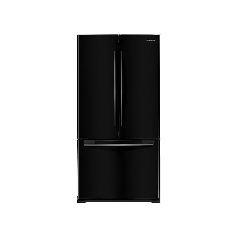 Samsung cu ft black usa for 5 foot wide exterior french doors