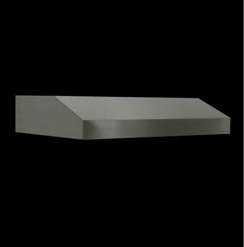 Vent-A-Hood PRH6-K30 SS Stainless Steel Vent-A-Hood PRH6-K30 30 Inch 250 CFM Under Cabinet Range Hood with Light