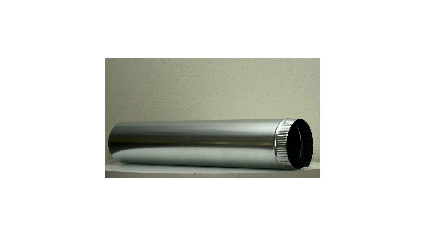 Vent A Hood VP502 Galvanized Steel 8 Diameter Modern Themed Stainless  #707457