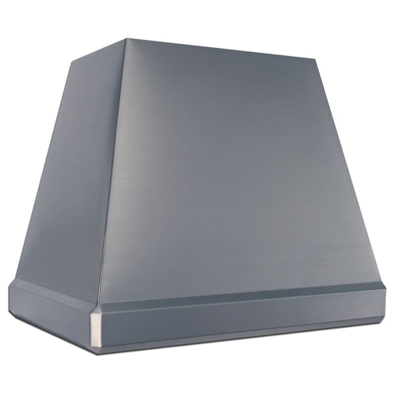Vent-A-Hood ISLH30-242 SS Stainless Steel Vent-A-Hood ISLH30-242 550 CFM 42 Island Mounted Range Hood with Halogen Lights