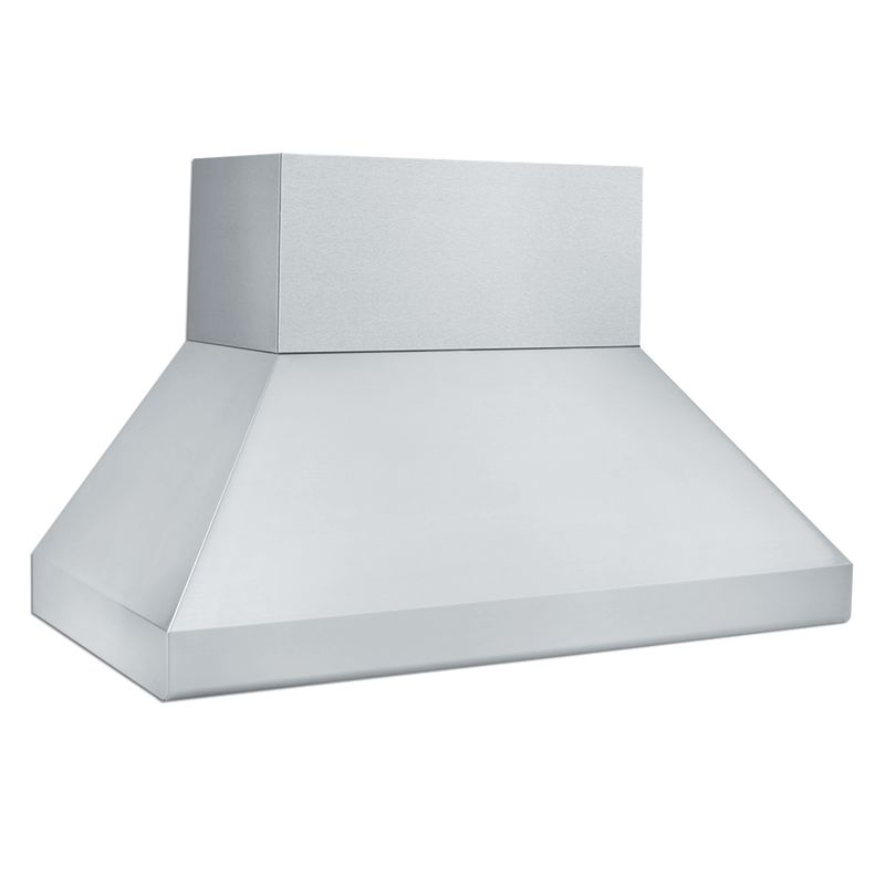 Vent-A-Hood NEPXTH18-348 SS Stainless Steel Vent-A-Hood NEPXTH18-348 900 CFM 48 Euro-Style Wall Mounted Range Hood with Dua