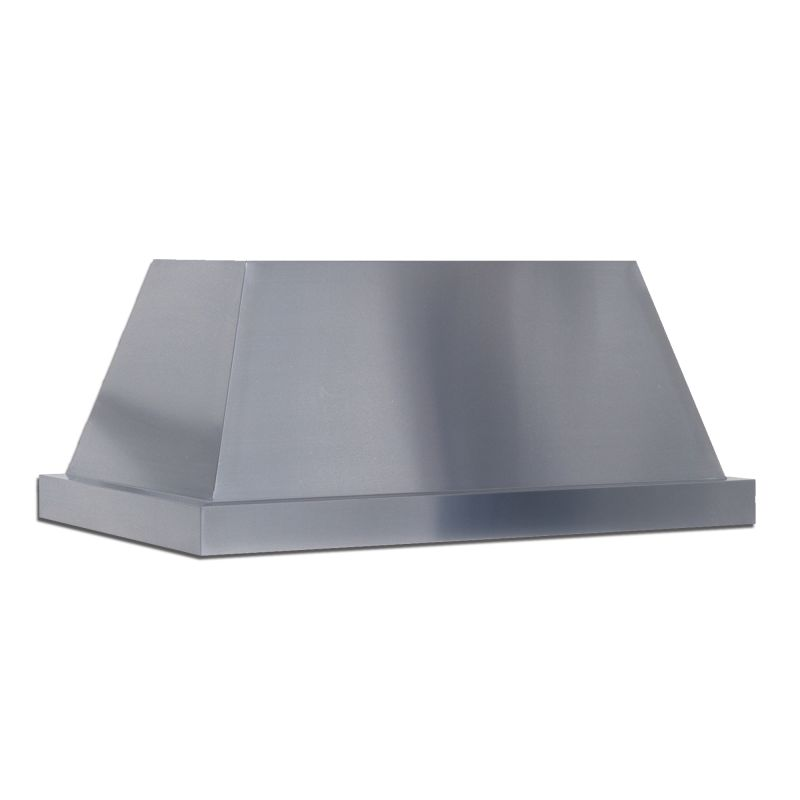 Vent-A-Hood PYH18-242 SS Stainless Steel Vent-A-Hood PYH18-242 550 CFM 42 Island Mounted Range Hood with Halogen Lights