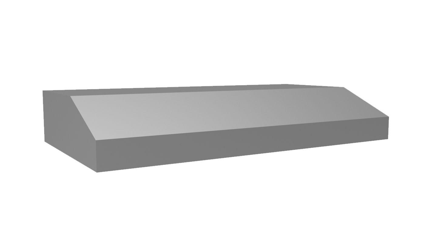 Vent-A-Hood PRH6-K36 SS Stainless Steel Vent-A-Hood PRH6-K36 250 CFM 36 Inch Wide Stainless Steel Under Cabinet Range Ho