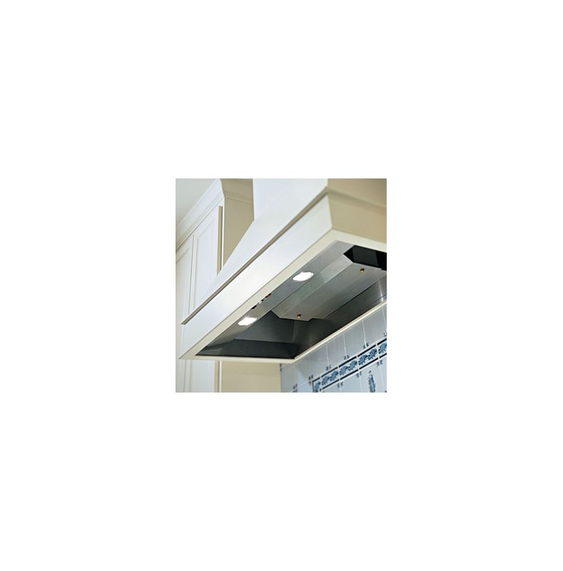 Vent-A-Hood BH246SLD Stainless Steel Vent-A-Hood BH246SLD 600 CFM 6.5 Sone 46-3\/8 Inch Wide Stainless Steel Wall Moun