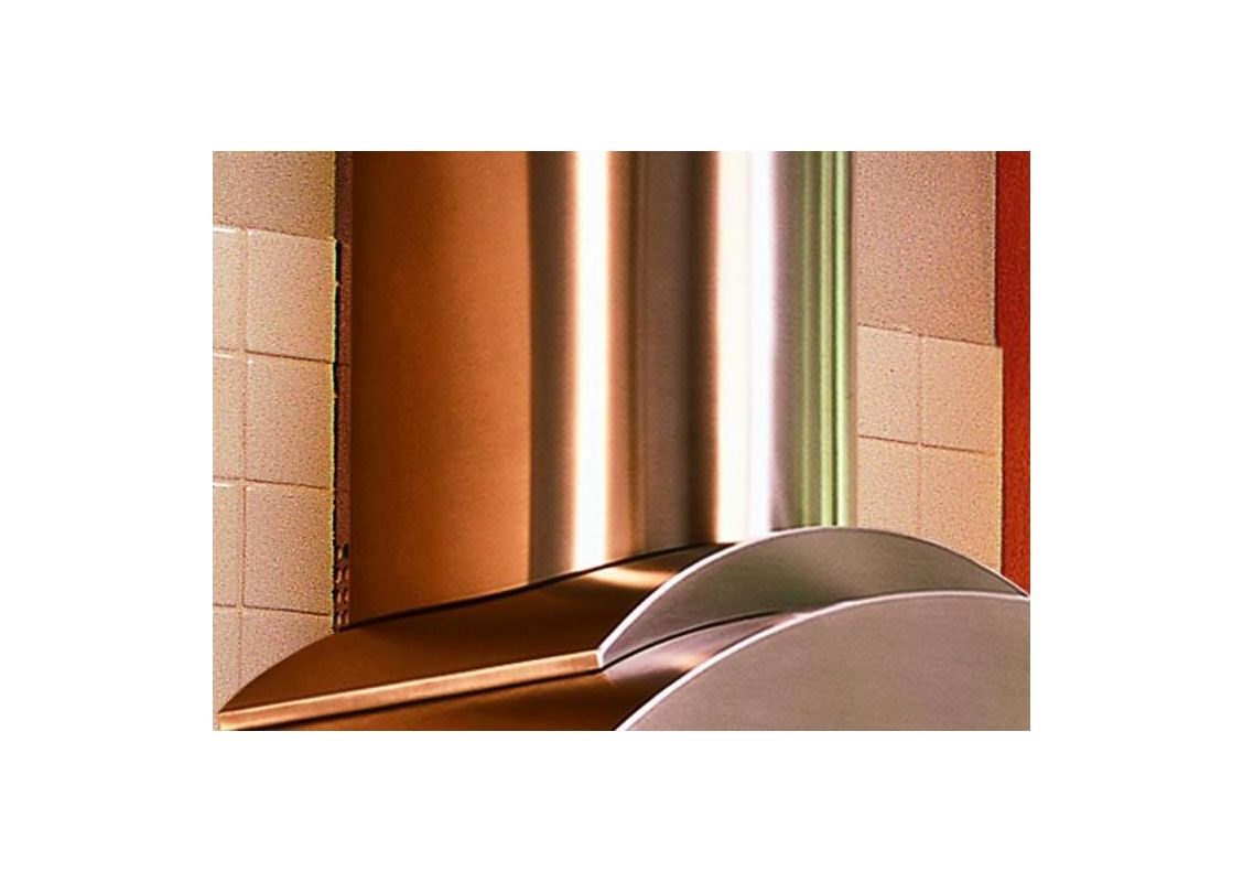 Vent-A-Hood WZDC-12\/9 SS Stainless Steel Vent-A-Hood WZDC-12\/9 12 Width 12 Extendable Duct Cover for the ZTH Range Hood