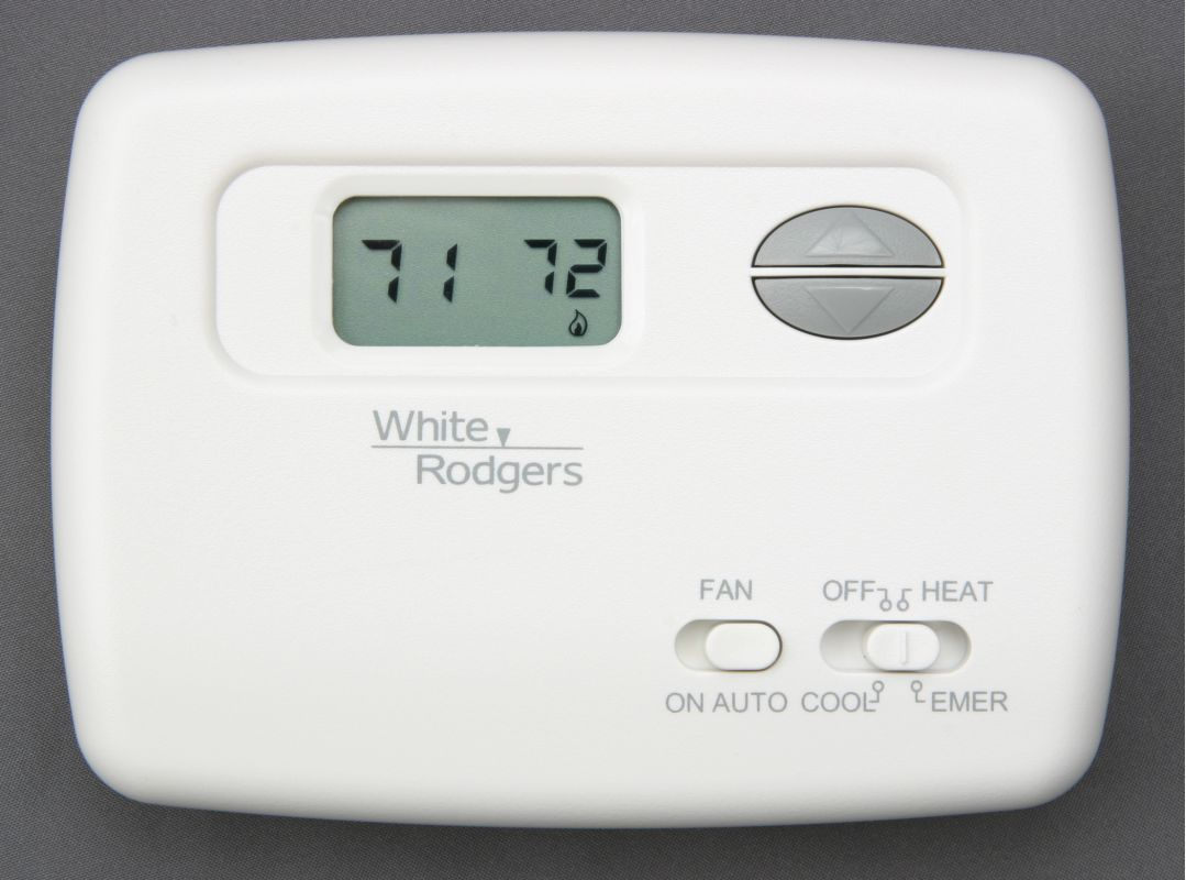 White Rodgers 1f79 111 Na Digital Non Programmable Heat